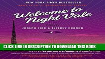Best Seller Welcome to Night Vale: A Novel Free Read
