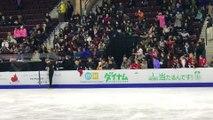 2016-10-27 Skate Canada International - Yuzuru Hanyu Practice Clips 01
