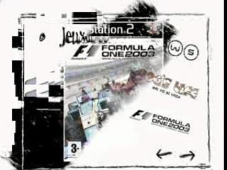Bande annonce de Formula one 2003