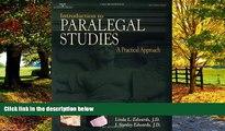 Big Deals  Introduction to Paralegal Studies: A Practical Approach  Best Seller Books Best Seller