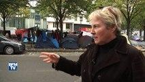 """De la """"Jungle"""" de Calais à Paris, les tentes de migrants révoltent les riverains parisiens"""