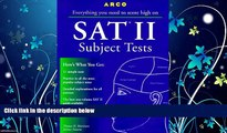 For you Everything You Need to Score High on Sat II: Subject Tests (3rd ed)