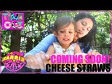 Cheese Straws by Daria | Starrin Time Out with Daria (Coming Soon)