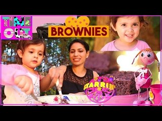 Brownies by Daria | Starrin Time Out with Daria