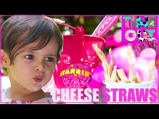 Cheese Straws by Daria | Starrin Time Out with Daria