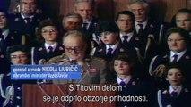 JLA - Jugoslovanska ljudska armada - dokumentarec - dr  Valentin Areh - Oktober 2016