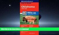 READ THE NEW BOOK Rand McNally Folded Map: Oklahoma (Rand McNally State Maps) READ EBOOK