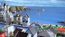 Lego City - Coast Guard Helicopter 60013 & Coast Guard Patrol 60014
