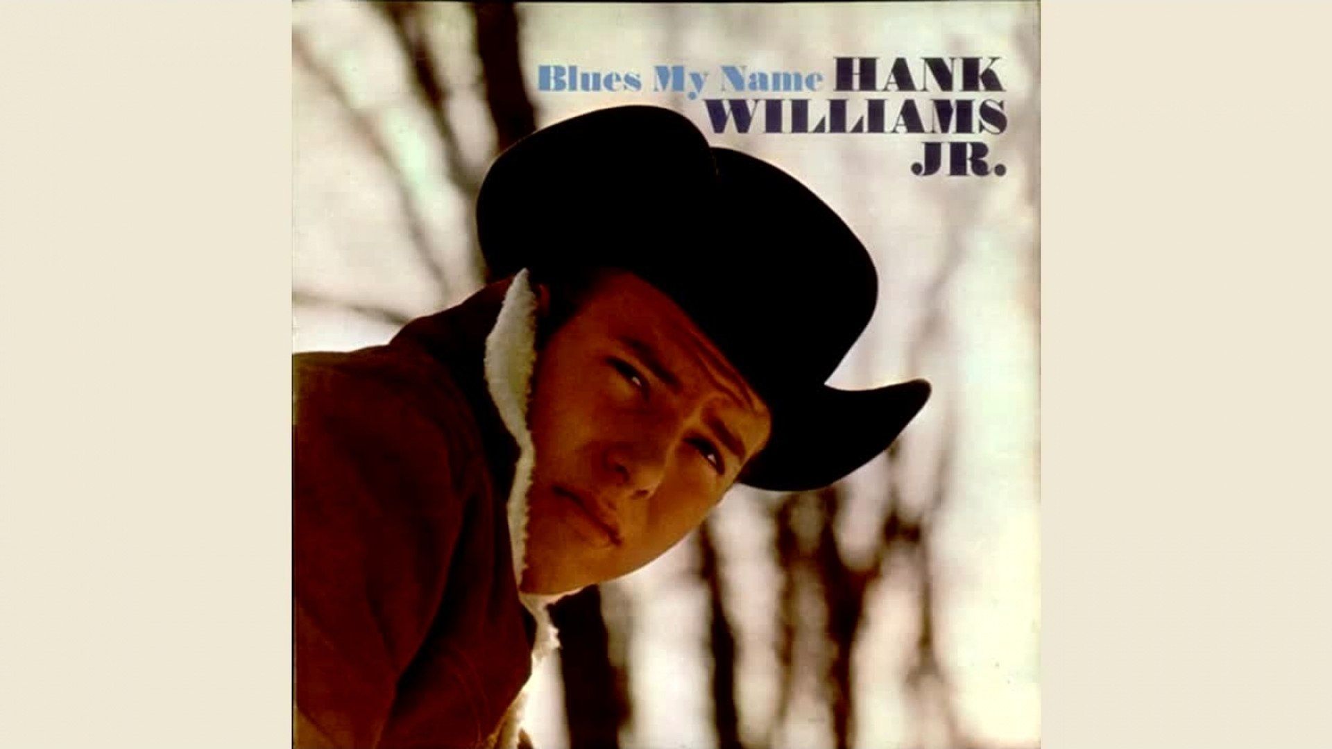 Hank Williams Jr. - Blue's My Name - Full Album