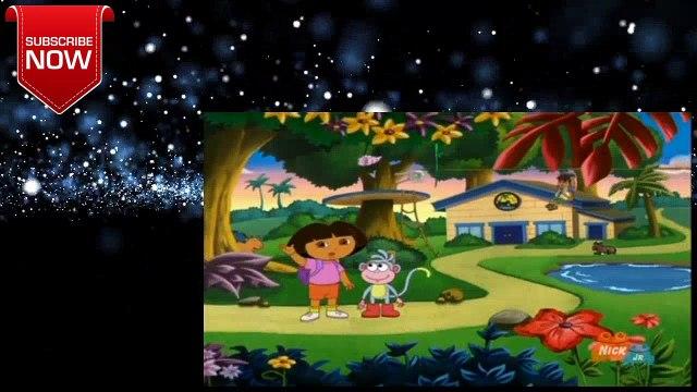 Dora The Explorer S03E21 Boots' Cuddly Dinosaur