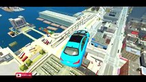 COLORS MERCEDES BENZ SUPER CARS & COLORS SPIDERMAN EPIC PARTY NURSERY RHYMES SONGS FOR CHILDREN