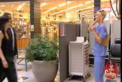 Pregnant Girls Having Twins Prank - Just For Laughs Gags