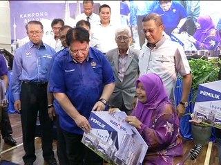 RUMAWIP Kampong Bharu Dijangka Siap Hujung Tahun Depan