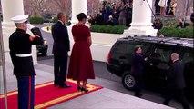 Que contenait le cadeau offert par Melania Trump à Michelle Obama ?