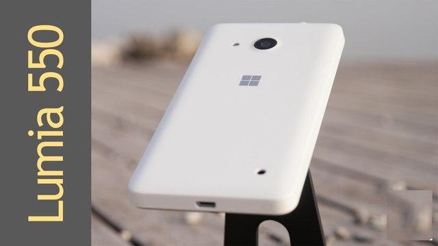 Lumia 550 Camera Test