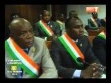 Assemblée nationale   ouverture de la 2eme session de la rentrée parlementaire
