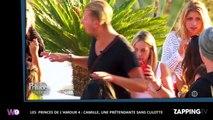 Les Princes de l'amour 4 : la nouvelle prétendante de Brandon débarque... sans culotte ! (Vidéo)