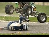 Compilation de crash en quad # 5 - Worst quad crashes atv fails compilation