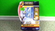 Angry Birds Star Wars Hoth Battle Game and Stormtrooper Pig Plush!