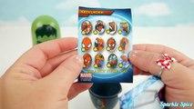 Avengers Stacking Cups Surprise Baby Disney Toys Captain America, Hulk Iron Man Marvel Nesting Dolls