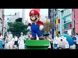 Tokyo 2020 - Olympic Games Intro (Mario is comming)