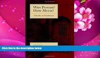 FREE [PDF] DOWNLOAD Why Punish? How Much?: A Reader on Punishment  Trial Ebook