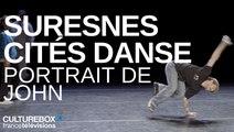 Suresnes Cités Danse : portrait de John Martinage