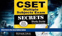 PDF  CSET Multiple Subjects Exam Secrets Study Guide: CSET Test Review for the California Subject
