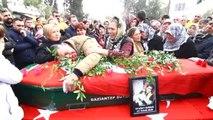 Gaziantep'teki Trafik Kazası - 112 Acil Sağlık Personeli Bedir Için Tören Düzenlendi