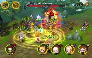 Mini Fantasy - Android gameplay PlayRawNow