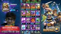 clash royale as lendarias cartas e informações clash royale