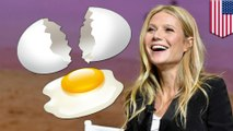 Gwyneth Paltrow is selling jade eggs for your vag on Goop