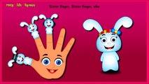 Finger Family Cotton DOLL Family Nursery Rhyme   DOLL Finger Family Songs For Children
