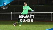 Le Top Arrêts (J19)