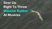 Gear Up Right to Throw Massive Swimbaits at Muskies