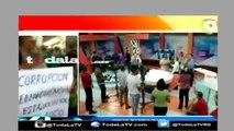 Conoce al protagonista del video del loco que se hizo viral de la marcha contra la impunidad-El Show Del Mediodía-Video
