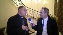 Alpes de Haute-Provence : MGR Naud fait le point sur les événements à venir avec Jean-Marc Passeron