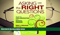 Audiobook  Asking the Right Questions: Tools for Collaboration and School Change Full Book