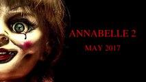 Annabelle 2 trailer bande-annonce filme 2017! Trailler, Análise e Sinopse filme de terror horror movie bande-annonce film dhorreur ホラー映画