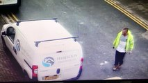 Thief Gets Caught Stealing Tools From Van