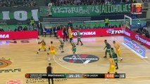 Basket - Euroligue (H) : Le Panathinaikos enfonce le FC Barcelone