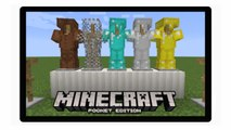 ✔ARMOUR STAND PARA MINECRAFT POCKET EDITION! (ARMOUR STAND PARA MCPE)
