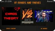 Round 2 - Chaos Theory VS KC NooBZ - Part 1 / 4