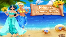 Princess Summer Beach - Best Games For Girls