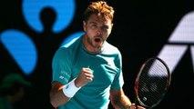 Australian Open 2017: Stan Wawrinka beats Jo-Wilfried Tsonga to reach semis