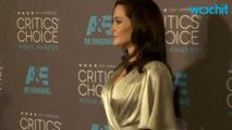 Angelina Jolie Is The Face Of A New Fragrance For Women