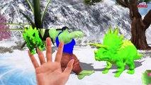 Fat spiderman vs gorilla Finger family 3d animation - Hulk cartoon Finger family rhymes for Kids