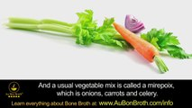 Highest Quality Organic Bone Broth Ingredients Make for The Tastiest, Healing, Protein-rich Broth