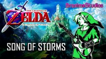 The Legend of Zelda : Ocarina of Time - Song of Storms