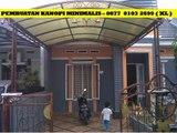 Kanopi Rumah Minimalis Gresik HUB 0877- 0103 – 2699 ( XL )